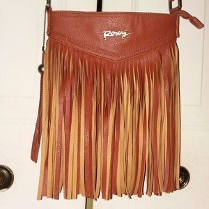 Roxy Bags - Roxy Crossbody bag with fringe